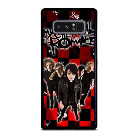 MY CHEMICAL ROMANCE BAND Samsung Galaxy Note 8 Case Cover