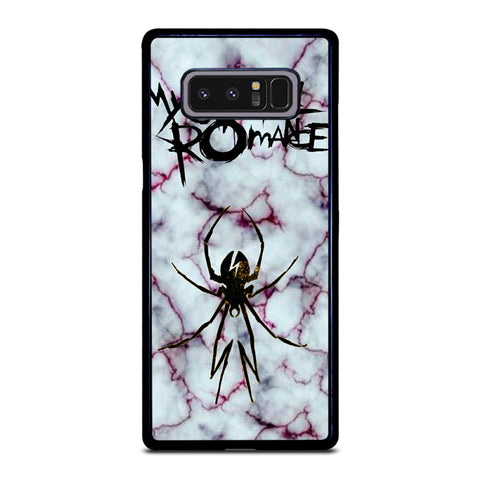 MY CHEMICAL ROMANCE MARBLE LOGO Samsung Galaxy Note 8 Case Cover