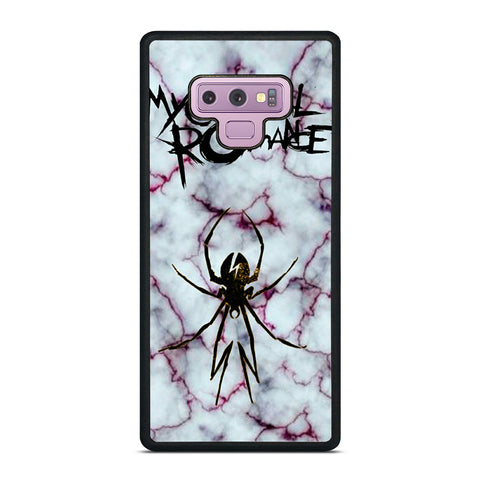 MY CHEMICAL ROMANCE MARBLE LOGO Samsung Galaxy Note 9 Case Cover