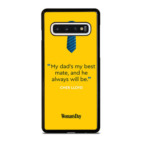 MY DAD'S MY BEST MATE Samsung Galaxy S10 Case Cover