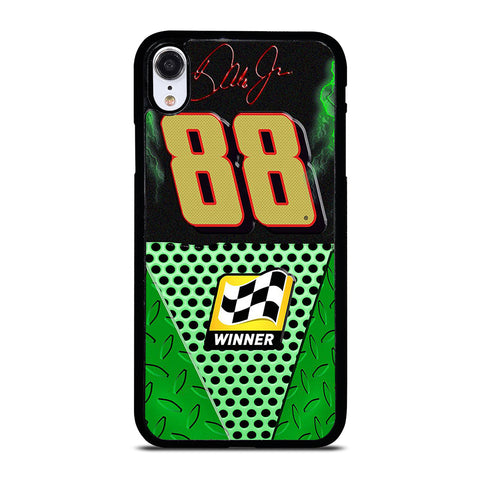 NASCAR 88 DALE EARNHARDT JR SIGNATURE iPhone XR Case Cover