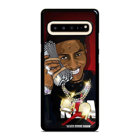 NBA YOUNGBOY NEVER BROKE AGAIN Samsung Galaxy S10 5G Case Cover