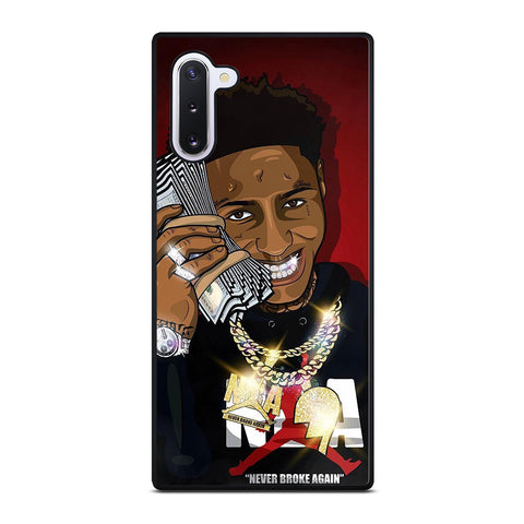 NBA YOUNGBOY NEVER BROKE AGAIN Samsung Galaxy Note 10 Case Cover