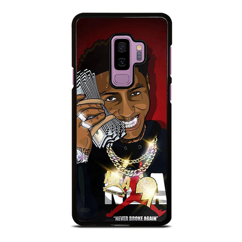 NBA YOUNGBOY NEVER BROKE AGAIN Samsung Galaxy S9 Plus Case Cover