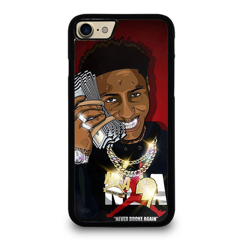NBA YOUNGBOY NEVER BROKE AGAIN iPhone 7 / 8 Case Cover
