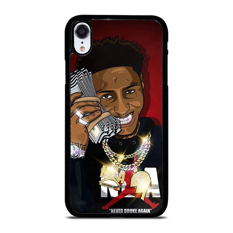 NBA YOUNGBOY NEVER BROKE AGAIN iPhone XR Case Cover