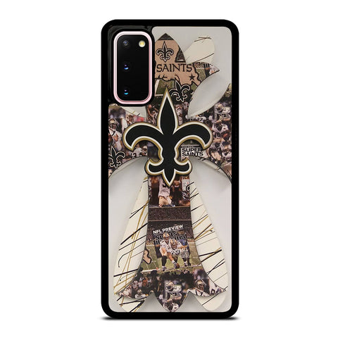 NEW ORLEANS SAINTS ICON Samsung Galaxy S20 Case Cover