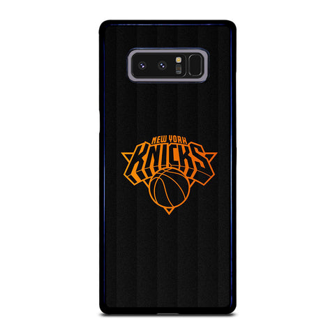 NEW YORK KNICKS LOGO BASKETBALL Samsung Galaxy Note 8 Case Cover
