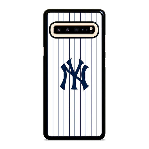 NEW YORK YANKEES CLASSIC LOGO Samsung Galaxy S10 5G Case Cover
