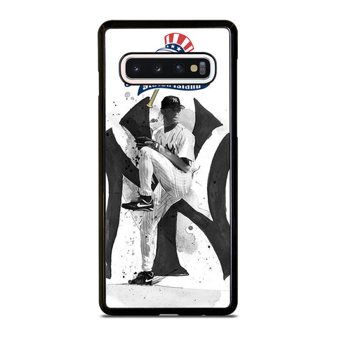 NEW YORK YANKEES MLB ART amsung Galaxy S10 Case Cover