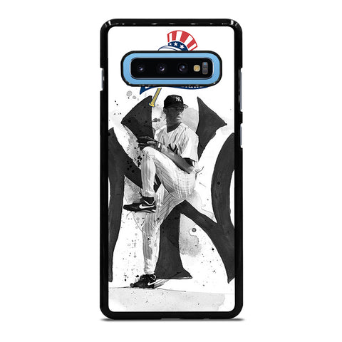 NEW YORK YANKEES MLB ART Samsung Galaxy S10 Plus Case Cover