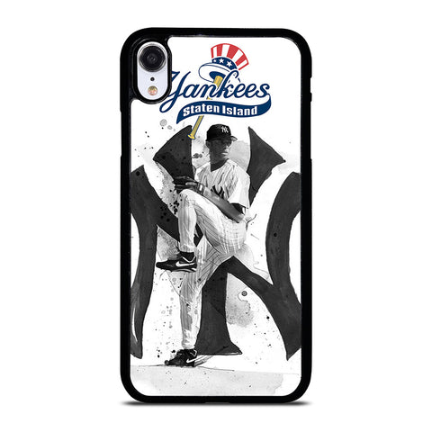 NEW YORK YANKEES MLB ART iPhone XR Case Cover
