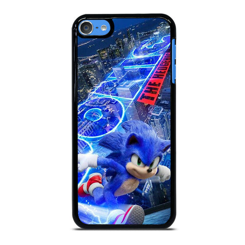 NEW SONIC THE HEDGEHOG-ipod-touch-7-case