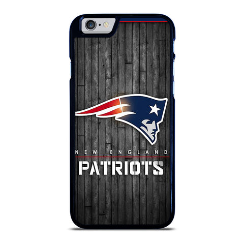 NEW ENGLAND PATRIOTS WOODEN LOGO iPhone 6 / 6S Case Cover