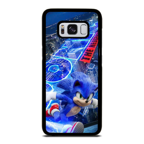 NEW SONIC THE HEDGEHOG Samsung Galaxy S8 Case Cover