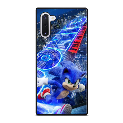 NEW SONIC THE HEDGEHOG Samsung Galaxy Note 10 Case Cover