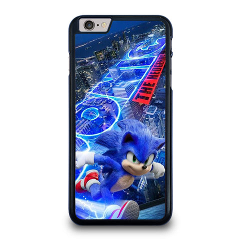 NEW SONIC THE HEDGEHOG iPhone 6 / 6S Plus Case Cover