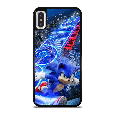 NEW SONIC THE HEDGEHOG iPhone X / XS Case Cover
