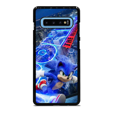 NEW SONIC THE HEDGEHOG Samsung Galaxy S10 Plus Case Cover