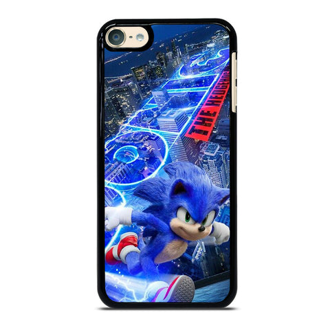 NEW SONIC THE HEDGEHOG iPod Touch 6 Case