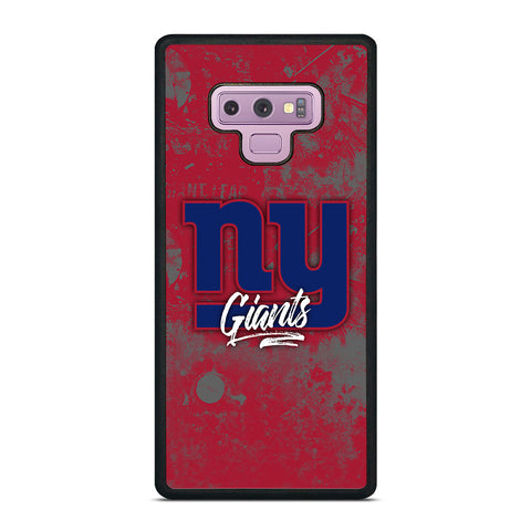 NEW YORK GIANTS ART LOGO Samsung Galaxy Note 9 Case Cover