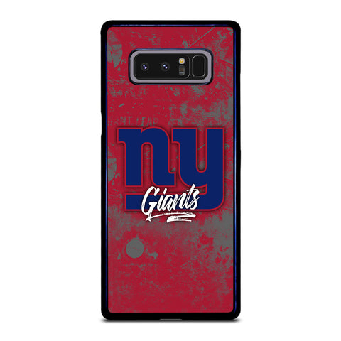 NEW YORK GIANTS ART LOGO Samsung Galaxy Note 8 Case Cover