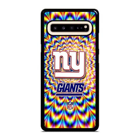 NEW YORK GIANTS NY NFL 2 Samsung Galaxy S10 5G Case Cover