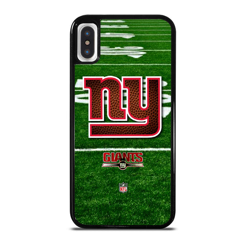 NEW YORK GIANTS NY NFL iPhone X / XS Case Cover