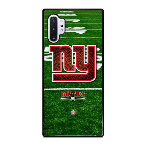 NEW YORK GIANTS NY NFL Samsung Galaxy Note 10 Plus Case Cover
