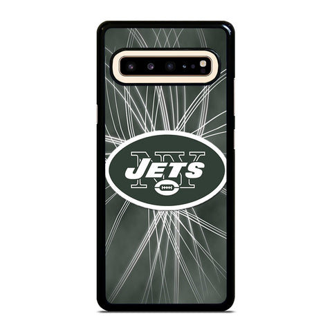 NEW YORK JETS SYMBOL Samsung Galaxy S10 5G Case Cover