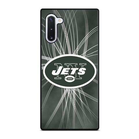 NEW YORK JETS SYMBOL Samsung Galaxy Note 10 Case Cover