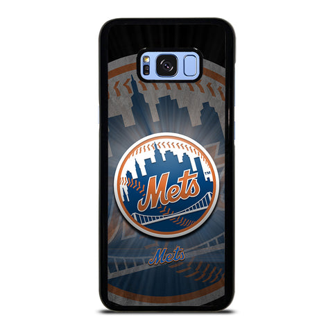 NEW YORK METS MLB LOGO Samsung Galaxy S8 Plus Case Cover
