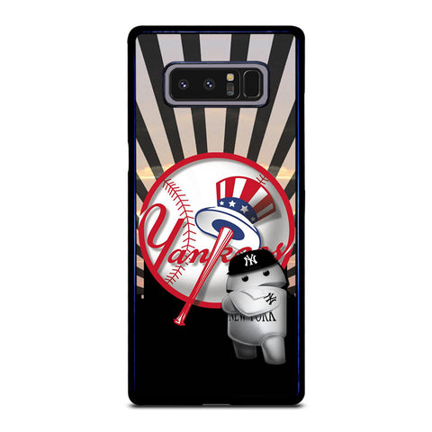 NEW YORK YANKEES BASEBALL Samsung Galaxy Note 8 Case Cover