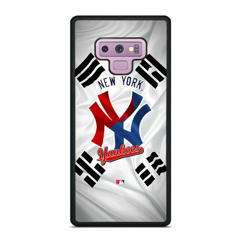 NEW YORK YANKEES BASEBALL LOGO Samsung Galaxy Note 9 Case Cover