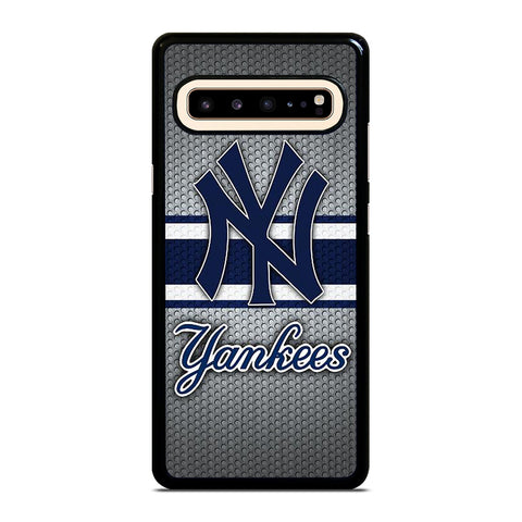 NEW YORK YANKEES ICON Samsung Galaxy S10 5G Case Cover
