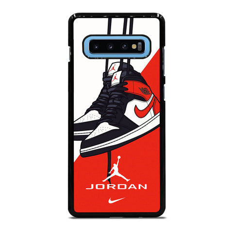 NIKE AIR JORDAN SNEAKERS Samsung Galaxy S10 Plus Case Cover
