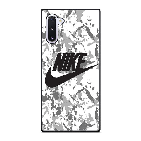 NIKE CAMO LOGO Samsung Galaxy Note 10 Case Cover