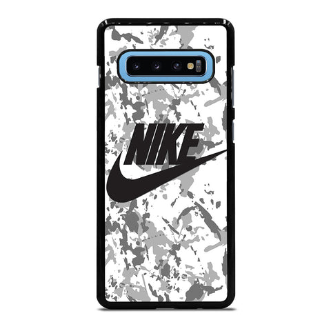 NIKE CAMO LOGO Samsung Galaxy S10 Plus Case Cover