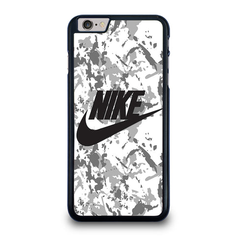 NIKE CAMO LOGO iPhone 6 / 6S Plus Case Cover