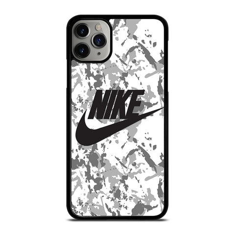 NIKE CAMO LOGO iPhone 11 Pro Max Case Cover