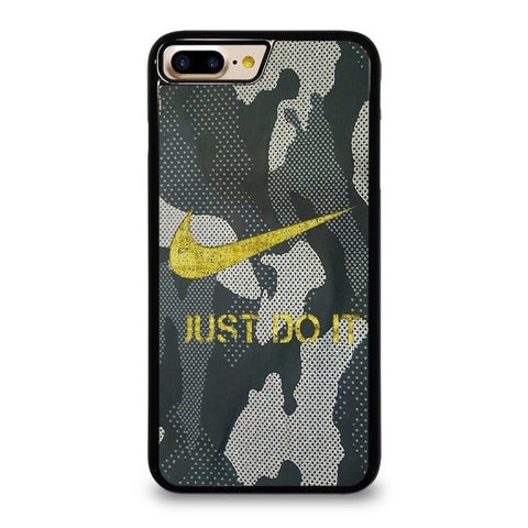NIKE JUST DO IT CAMO iPhone 7 / 8 Plus Case Cover
