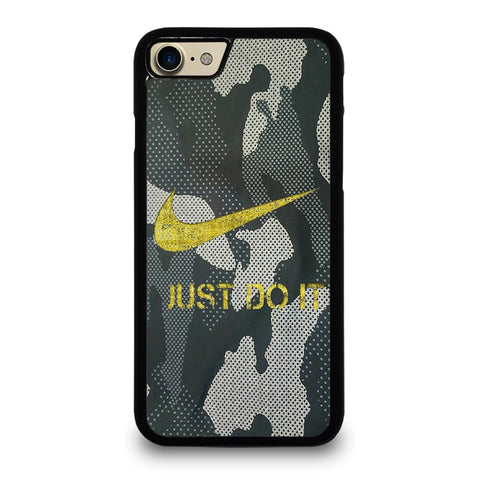 NIKE JUST DO IT CAMO iPhone 7 / 8 Case Cover