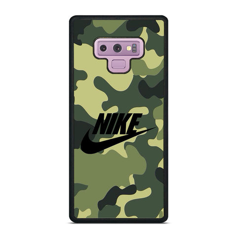 NIKE LOGO CAMO Samsung Galaxy Note 9 Case Cover