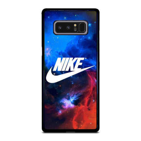 NIKE LOGO NEBULA Samsung Galaxy Note 8 Case Cover