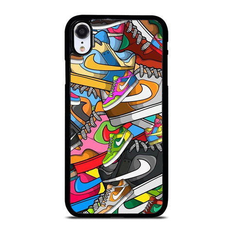NIKE SNEAKERS iPhone XR Case Cover