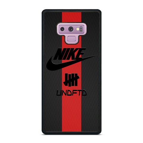 NIKE X UNDEFEATED LOGO Samsung Galaxy Note 9 Case Cover