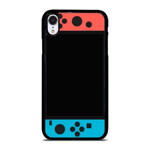 NINTENDO SWITCH CONSOLE GAME iPhone XR Case Cover