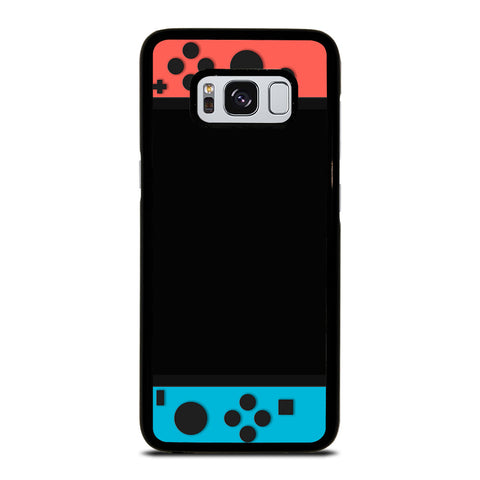 NINTENDO SWITCH CONSOLE GAME Samsung Galaxy S8 Case Cover