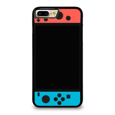 NINTENDO SWITCH CONSOLE GAME iPhone 7 / 8 Plus Case Cover