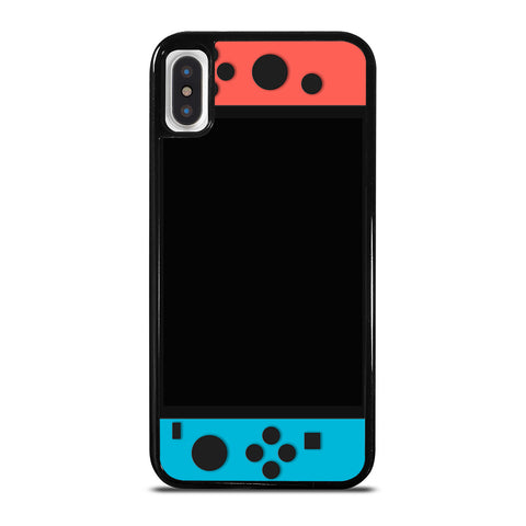 NINTENDO SWITCH CONSOLE GAME iPhone X / XS Case Cover